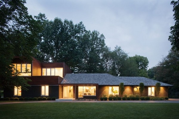 modern ranch 220210 30 Creative Renovation: Modern with a Side of Ranch by Hufft Projects