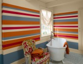 stripes patterns 170x130 How to Tastefully Go Bold in your Interiors