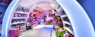 Rainbows, Imagination and Surprises: Pilar's Story Toyshop in Barcelona