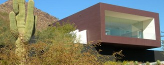 An Oasis of Modern Living in Arizona: the Dialogue House