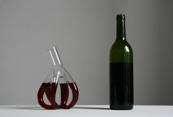 Etienne Meneaou Freshome13 Let the Holiday Spirit Flow: Exquisite Wine Decanters from Etienne Meneau