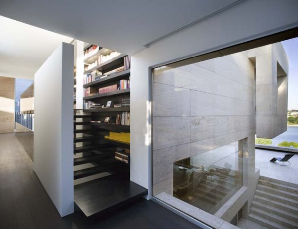 Galicia House by A cero 20 Impressive use of Space and Concrete in A ceros Galicia House