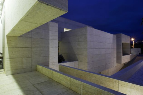Galicia House by A cero 9 Impressive use of Space and Concrete in A ceros Galicia House
