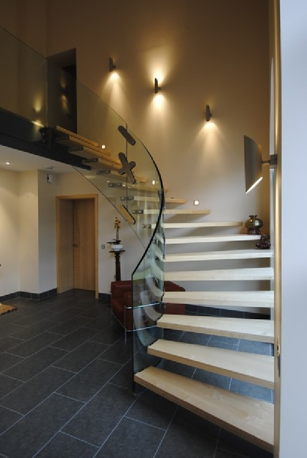 Select Ideas For Modern Indoor Stairs