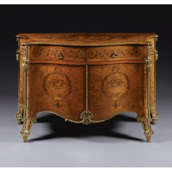Most Expensive English Furniture Piece