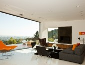 Sunset Plaza Residence Freshome01.jpg 170x130 Breathtaking Residence in the Hollywood Hills Featuring Stylish Interiors