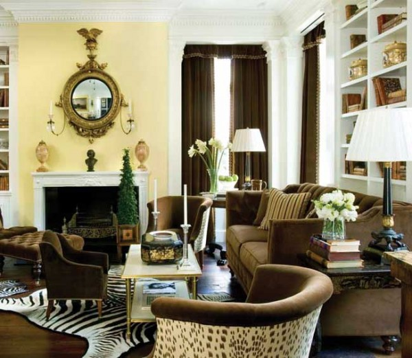 How to use Animal Prints to Liven Up your Interiors ...