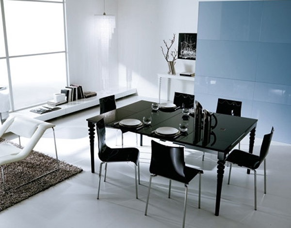21. The Extandable Frame Dining Table