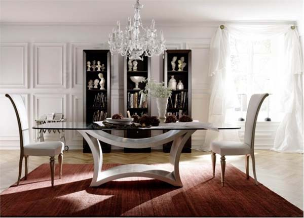 4b7d6cb913e29 30 Modern Dining Tables for a Wonderful Dining Experience