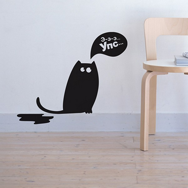 cats wallpaperFreshome06 Funny Vinyl Stickers for Crazy Cat Lovers
