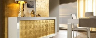 How Gold can Brighten up your Home