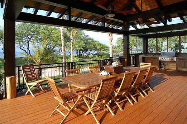 hawaii retreat 14 Exotic Hawaii Retreat with Astonishing Features and Amazing Views