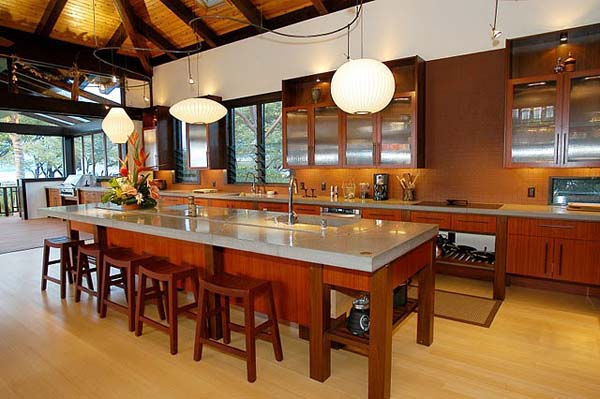 hawaii retreat 16 Exotic Hawaii Retreat with Astonishing Features and Amazing Views