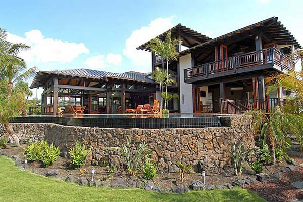 hawaii retreat 2 Exotic Hawaii Retreat with Astonishing Features and Amazing Views
