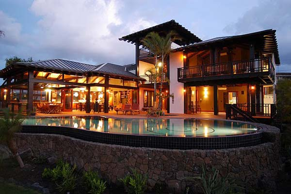 hawaii retreat 20 Exotic Hawaii Retreat with Astonishing Features and Amazing Views