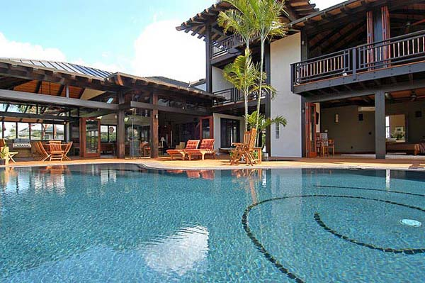 hawaii retreat Exotic Hawaii Retreat with Astonishing Features and Amazing Views
