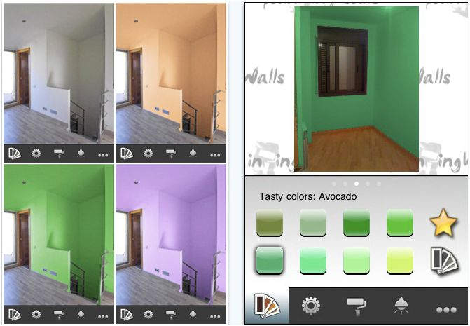 10 iphone apps to help you choose the perfect home colors freshome com