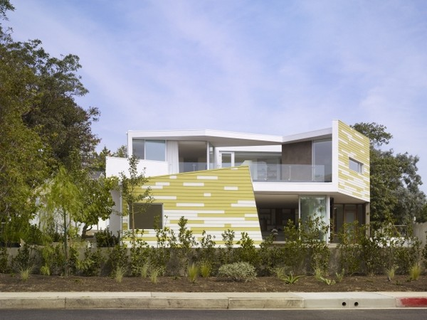 king3 Creative and Sustainable Modern Home in Santa Monica: King Residence