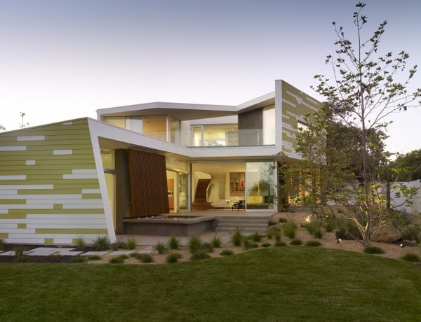 king5 Creative and Sustainable Modern Home in Santa Monica: King Residence