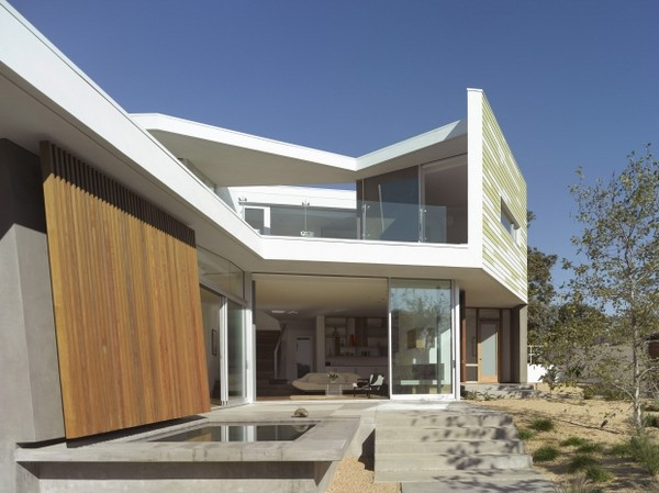 king8 Creative and Sustainable Modern Home in Santa Monica: King Residence