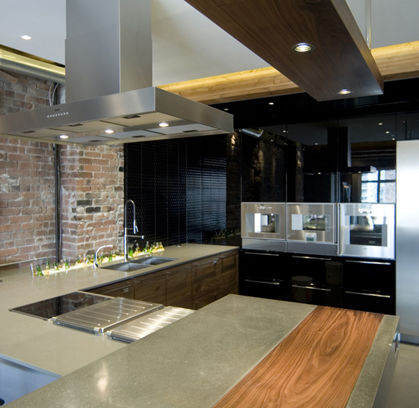 mainland street loft kelly reynolds 18 Contemporary Bachelor Pad with a Defining Mixture of Styles