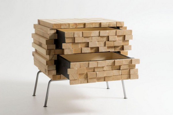 wh 011210 03 940x629 Storing Furniture in Secret: Wooden Heap by Boris Dennler