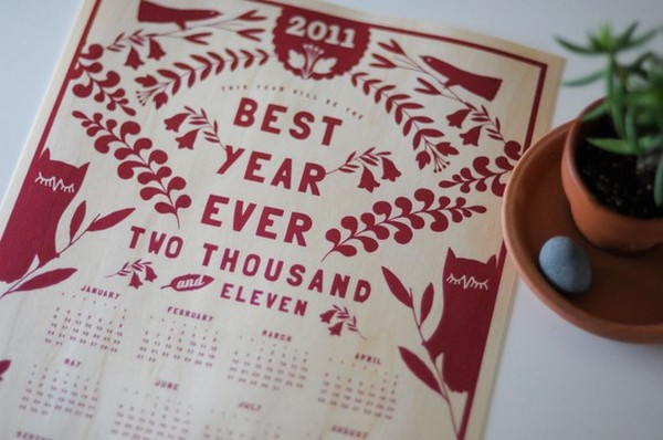 2011: Your Best Year Ever