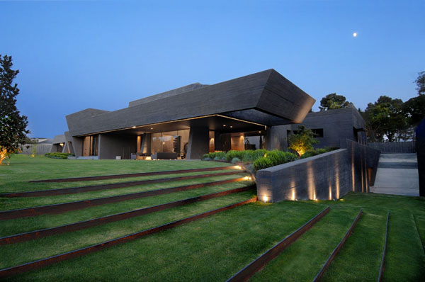A cero residence 10 Most Interesting Architecture Projects of 2010