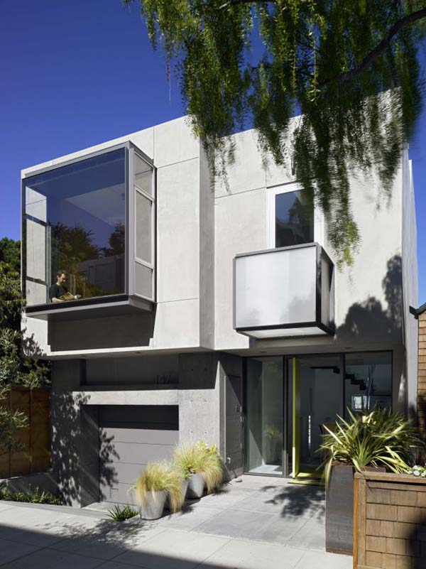 Laidley House Cool and Modern Building with Imposing Architecture