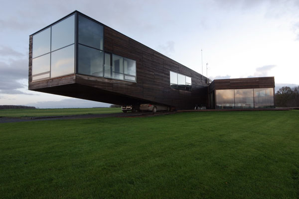Lithuania Residence 10 Most Interesting Architecture Projects of 2010