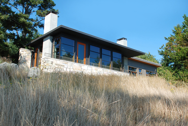 North Bay Residence 2 Modern Residence Overlooking the North Bay by Prentiss Architects