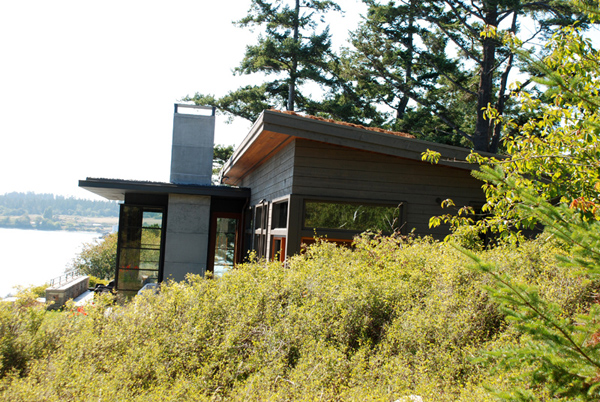 North Bay Residence 3 Modern Residence Overlooking the North Bay by Prentiss Architects