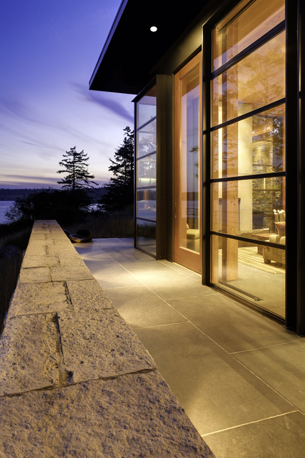 North Bay Residence 7 Modern Residence Overlooking the North Bay by Prentiss Architects