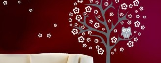 Win a Free Wall Decal : 'Bare Walls to Cool Walls' Contest