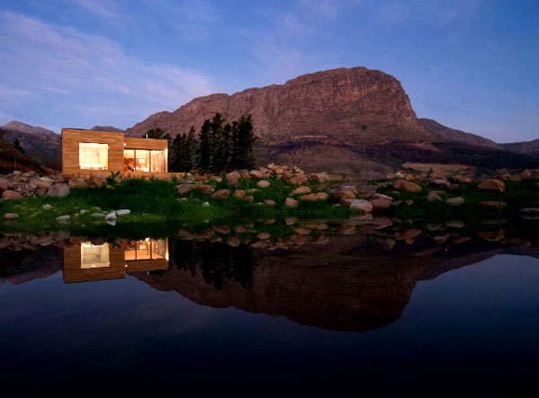 amazing residence2 Think Green: 10 Best Sustainable Homes of 2010