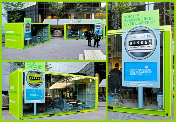 creative ad campaign Freshome02 Creative Ad Campaign Draws Attention to Energy Efficiency