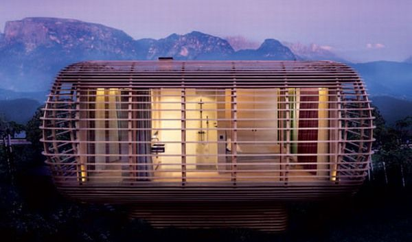 cube Think Green: 10 Best Sustainable Homes of 2010