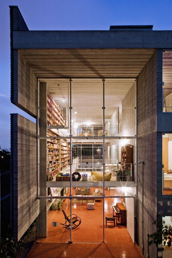 home books Freshome 10 Most Interesting Architecture Projects of 2010