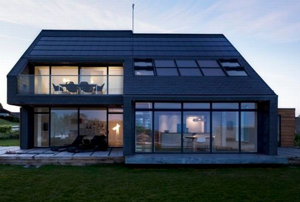 home for life in Denmark Think Green: 10 Best Sustainable Homes of 2010