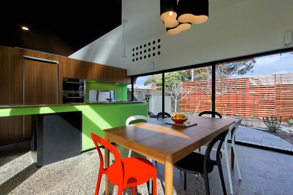 mash house 12 Surprising and Dynamic Transformation of a Victorian Residence