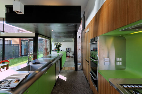 mash house 18 Surprising and Dynamic Transformation of a Victorian Residence