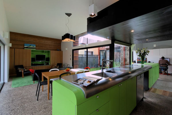 mash house 23 Surprising and Dynamic Transformation of a Victorian Residence