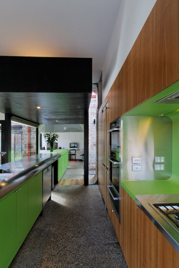 mash house 24 Surprising and Dynamic Transformation of a Victorian Residence