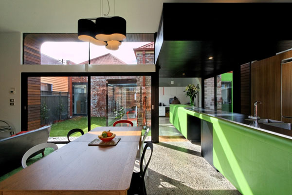 mash house 29 Surprising and Dynamic Transformation of a Victorian Residence