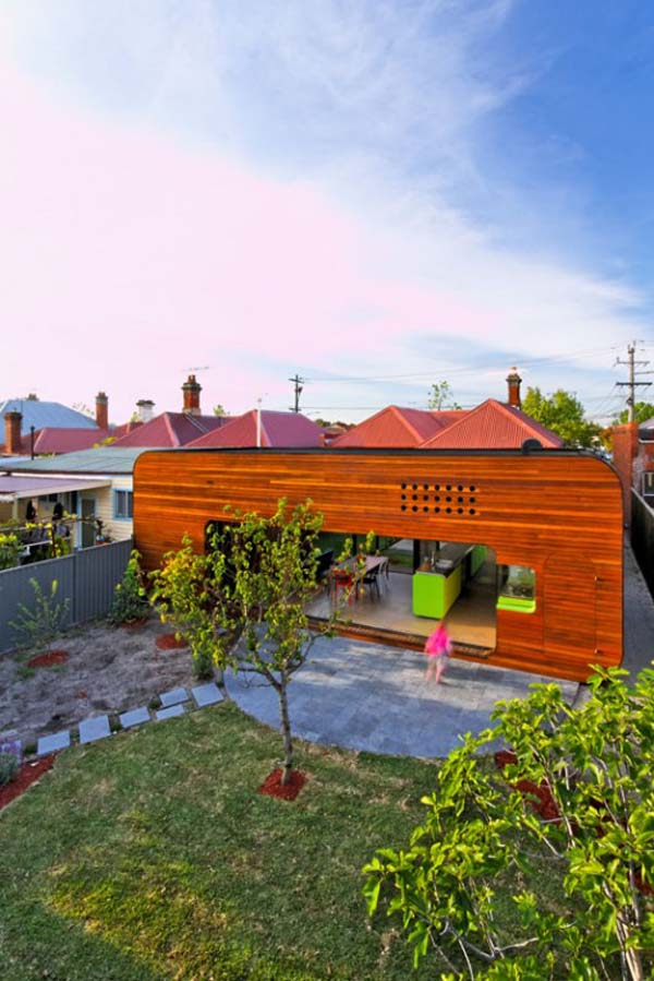 mash house 7 Surprising and Dynamic Transformation of a Victorian Residence