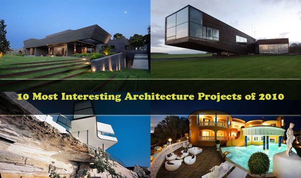 most interesting architecture projects 2010 10 Most Interesting Architecture Projects of 2010