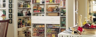 How to Add Functional Space to your Kitchen Pantry