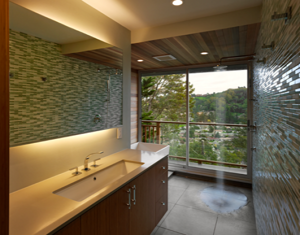 The Pros And Cons Of Open And Closed Showers Freshome Com