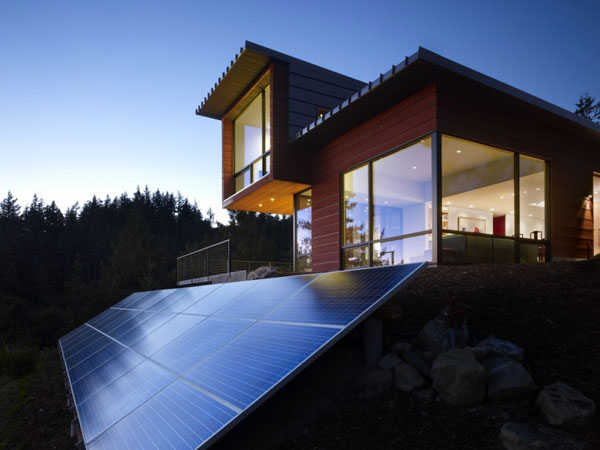 sustainable home Think Green: 10 Best Sustainable Homes of 2010