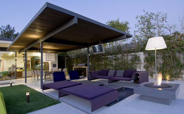 9010 Hopen House 8 Breathtaking Residence in the Hollywood Hills Featuring Stylish Interiors